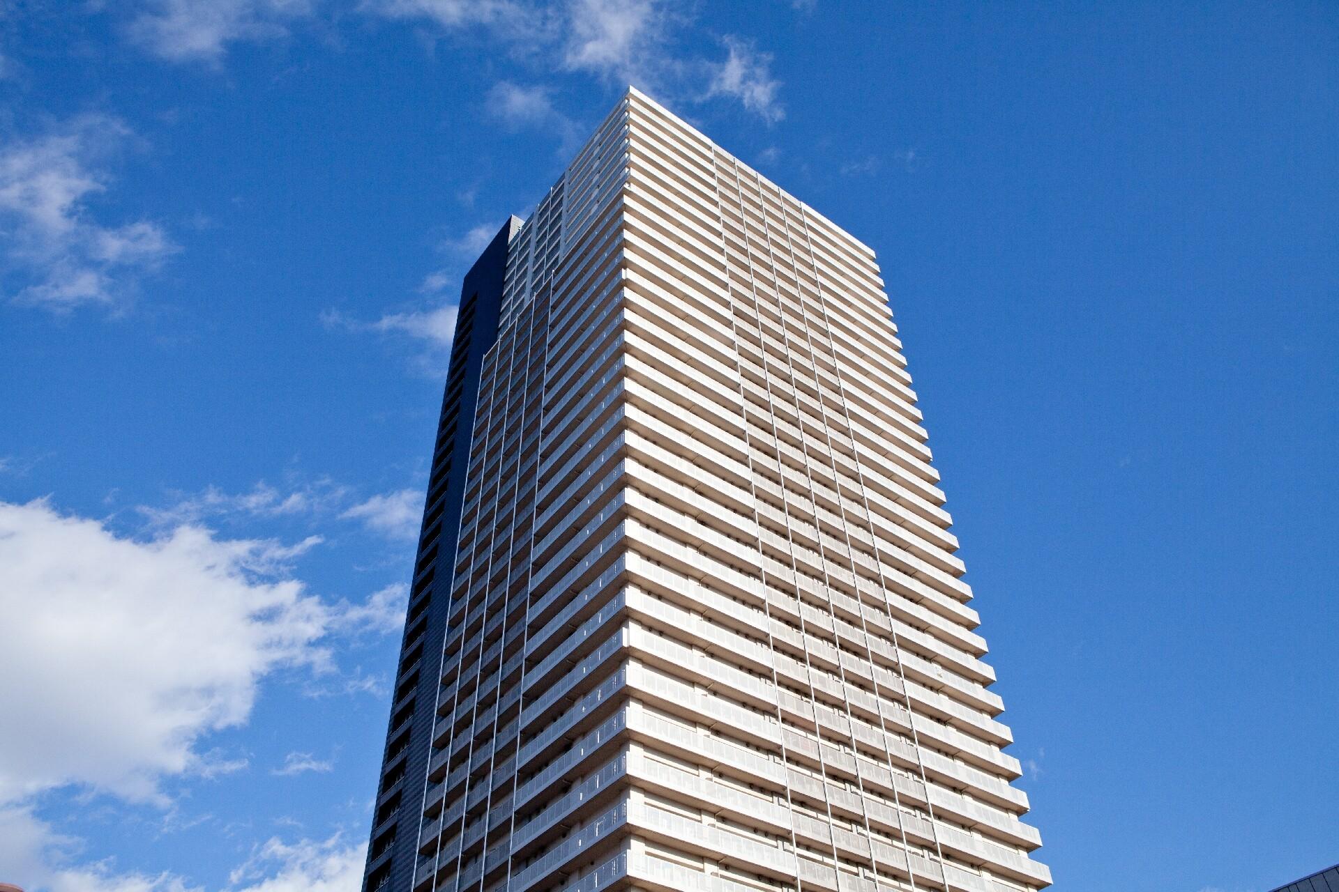 目黒区のポスティング不可である高級マンション・高層タワーマンションにもチラシ広告をお届けします