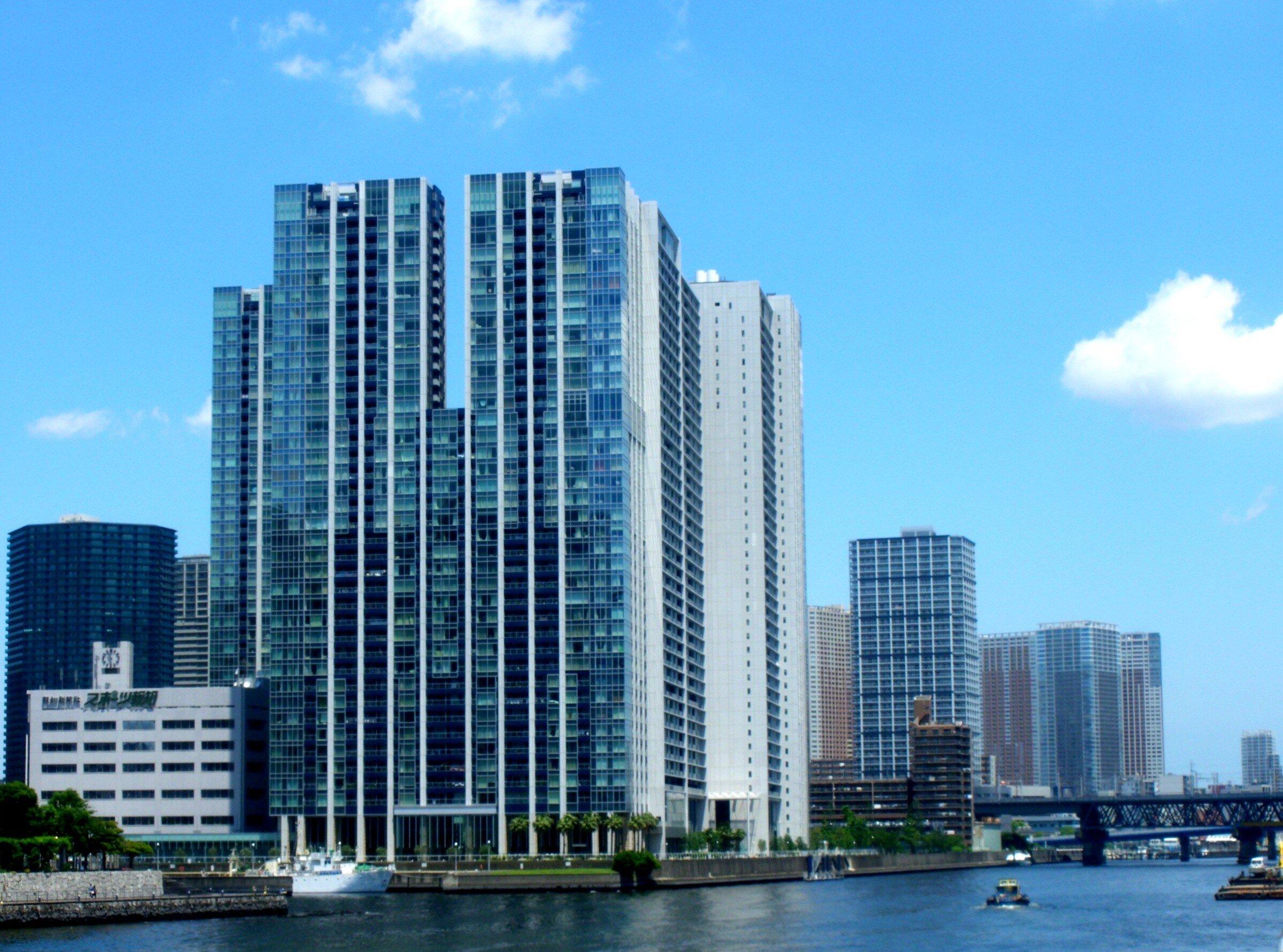 江東区のポスティング不可である高級マンション・高層タワーマンションにもチラシ広告をお届けします
