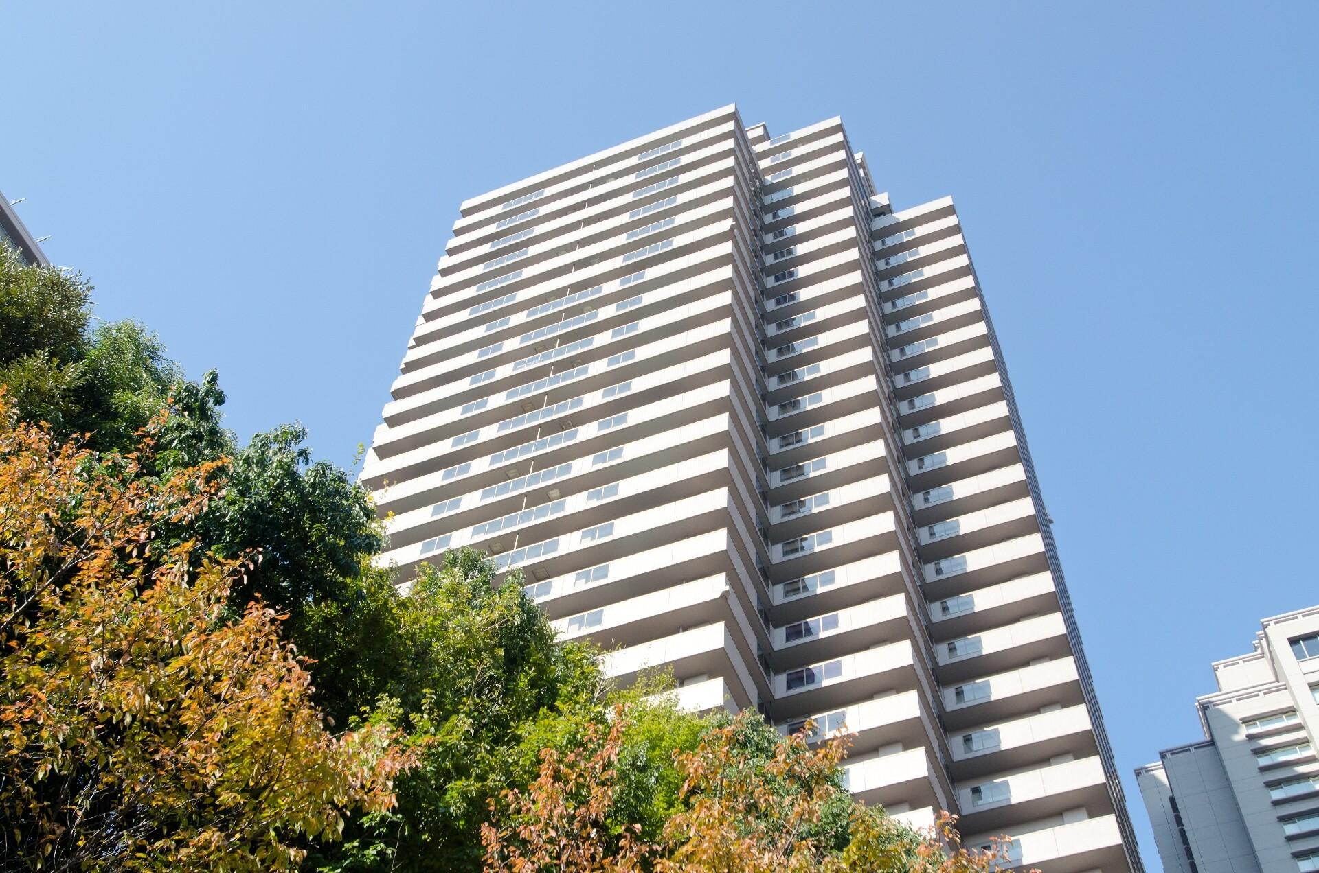 千代田区のポスティング不可である高級マンション・高層タワーマンションにもチラシ広告をお届けします