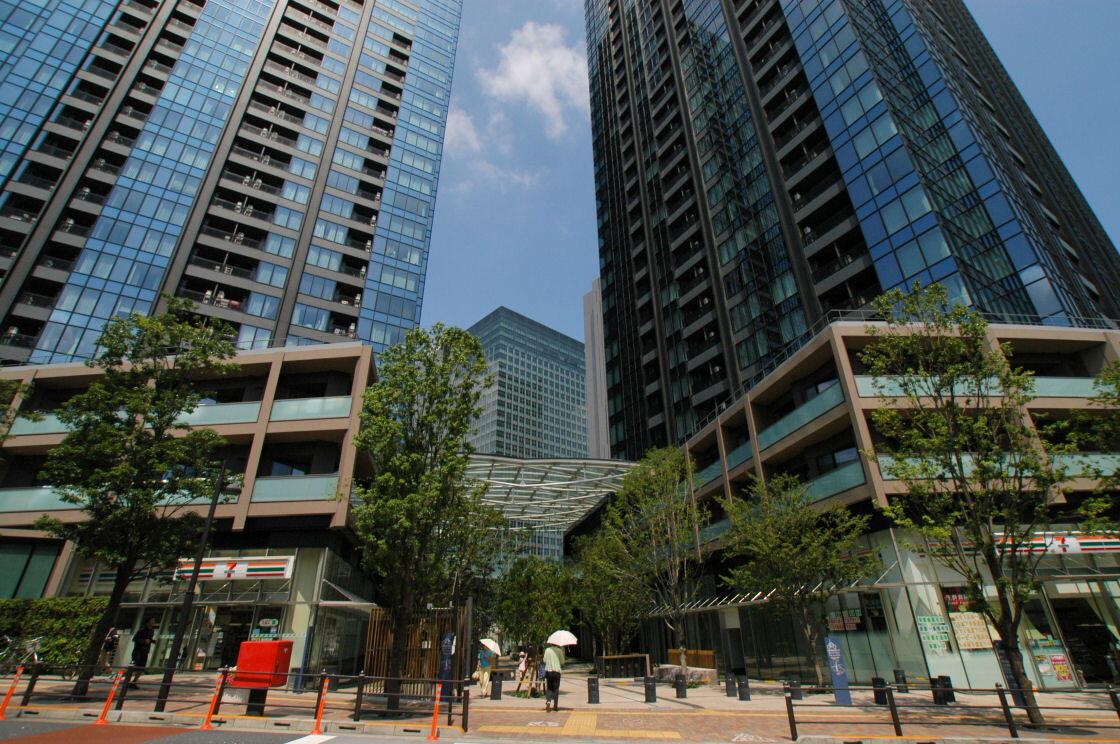 品川区のポスティング不可である高級マンション・高層タワーマンションにもチラシ広告をお届けします