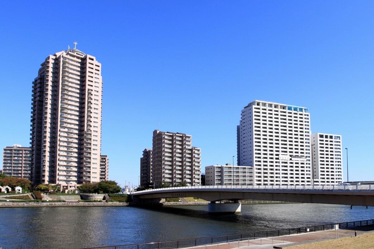 足立区のポスティング不可である高級マンション・高層タワーマンションにもチラシ広告をお届けします