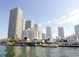 富裕層への江東区ポスティングでは、臨海地域に注目したチラシポスティングが重要だ