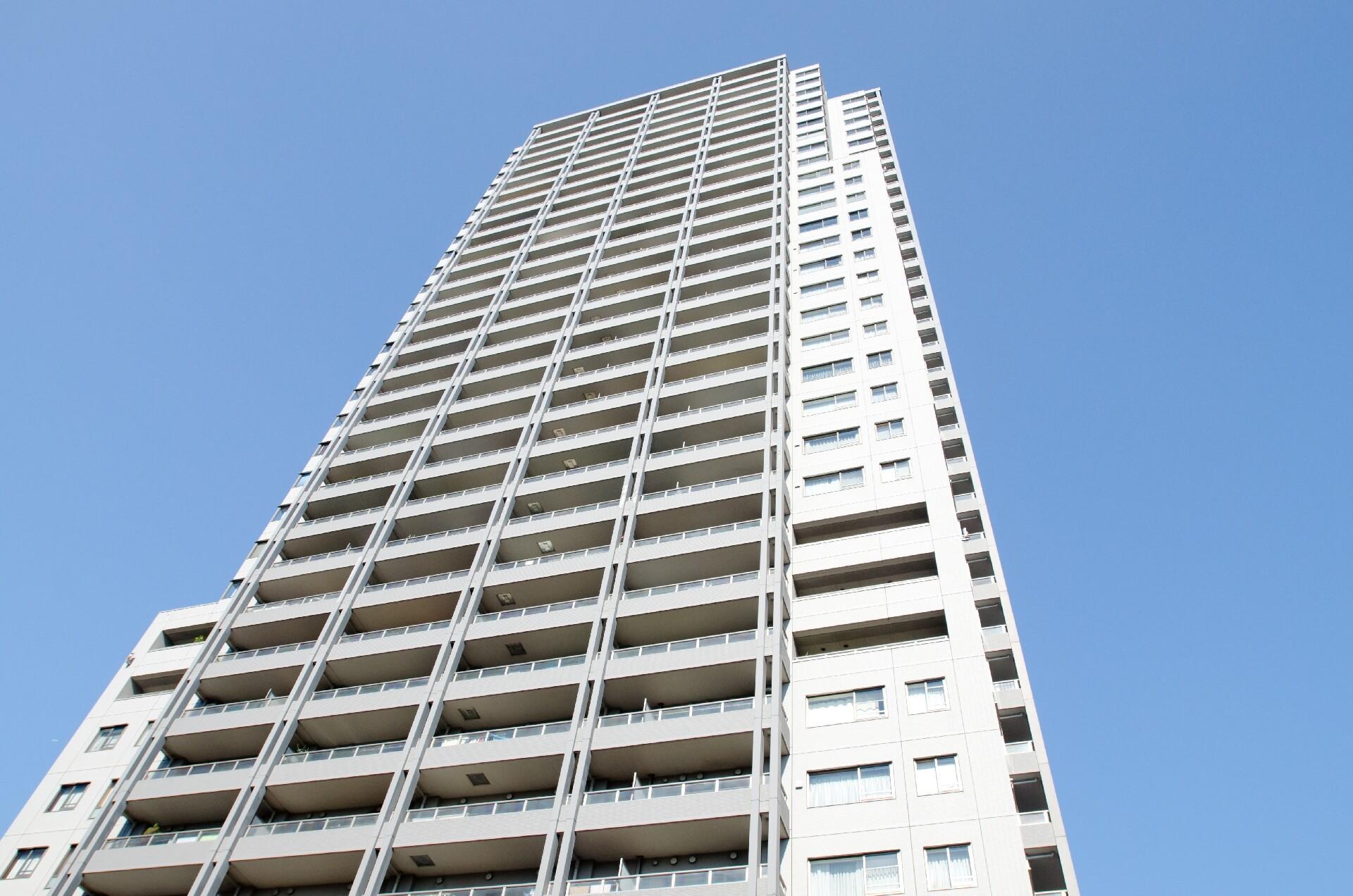 大田区のポスティング不可である高級マンション・高層タワーマンションにもチラシ広告をお届けします
