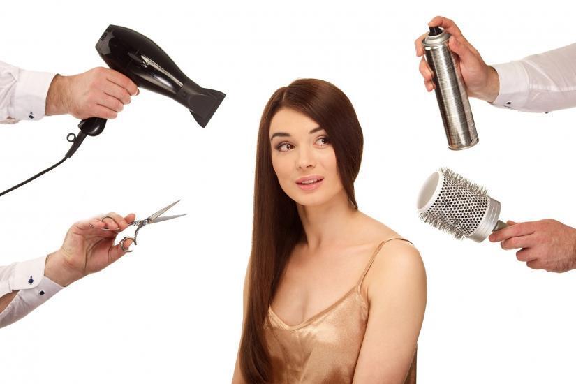 美容院集客のチラシポスティングでは、店舗の特性を生かしたポスティングの効果も出る