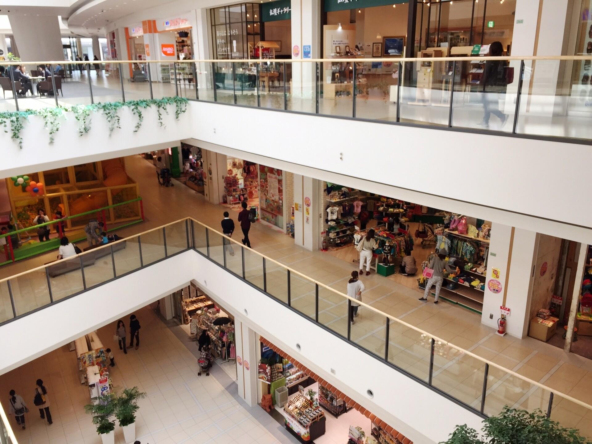 百貨店、ショッピングモールの店舗集客