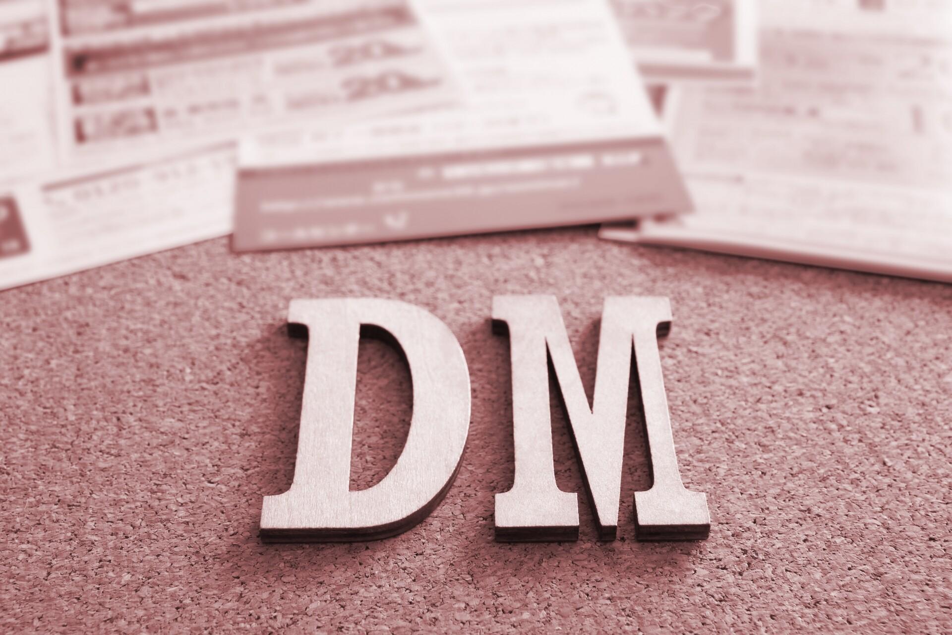 実際のところダイレクトメールの反響レスポンス率はどれくらい?