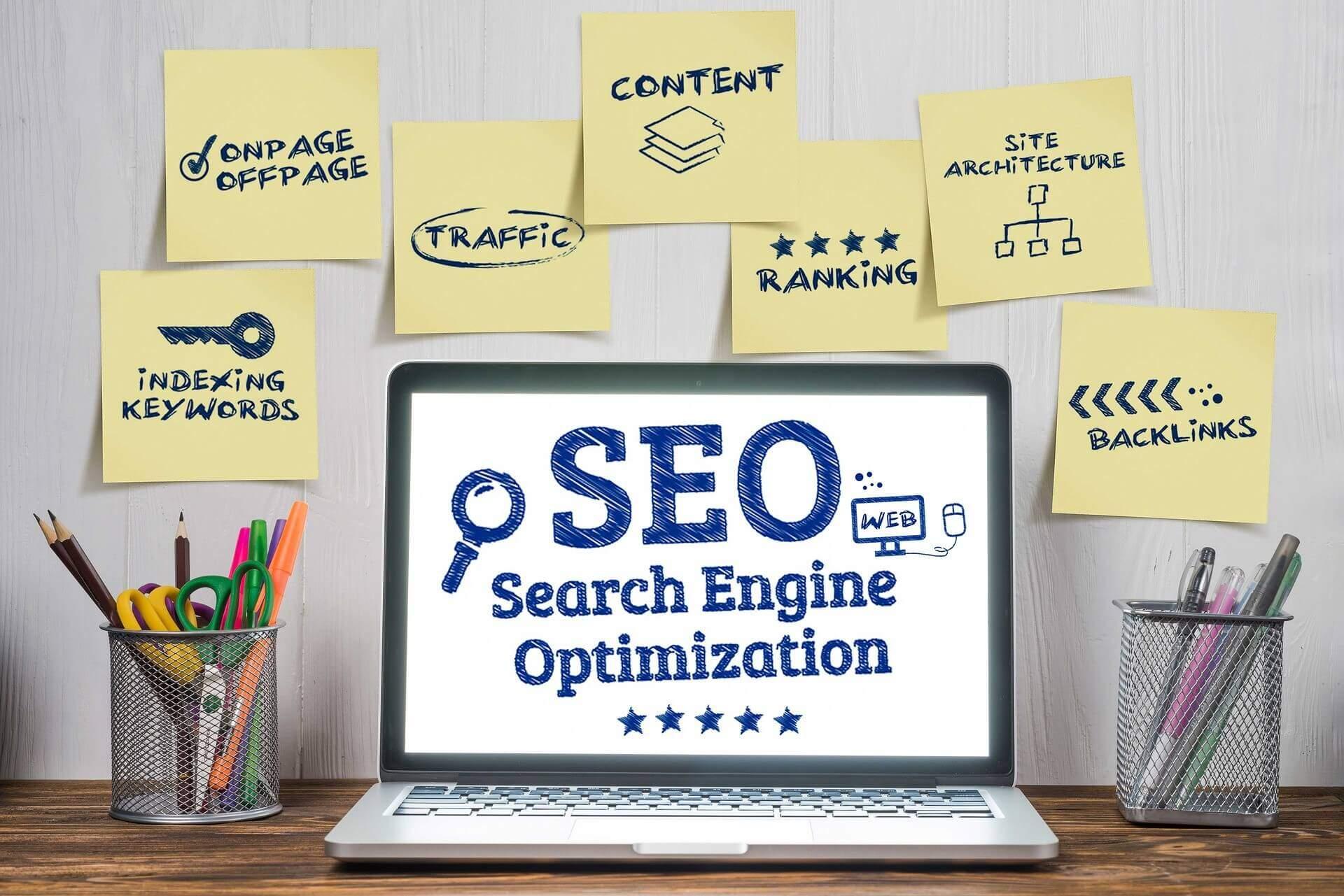 検索エンジンの仕組みとは、SEO対策のこと