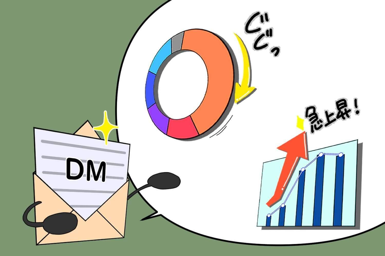 効果的なDMとはどんなDM?